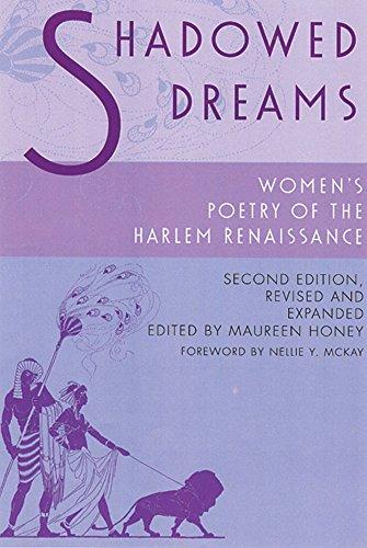 Shadowed Dreams: Women's Poetry of the Harlem Renaissance ()