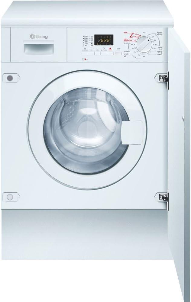Balay 3TW776B Integrado Carga frontal B Color blanco lavadora ...