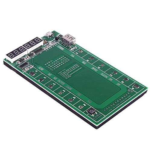 DACHENGJIN Cable Kaisi K-9206 Professional Battery Activation Charge Board with Micro USB Cable for Samsung/Oppo/Xiaomi/Vivo/Huawei