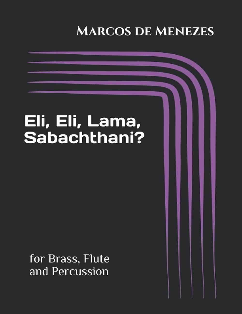 eli eli lama sabachthani for brass