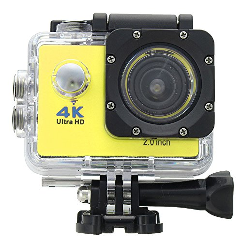 XiaoMi Yi 16MP Sports and Action Camera (White) - 9