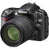 Nikon D80 Digital SLR Camera (18-135mm Lens Kit) (Certified Refurbished)
