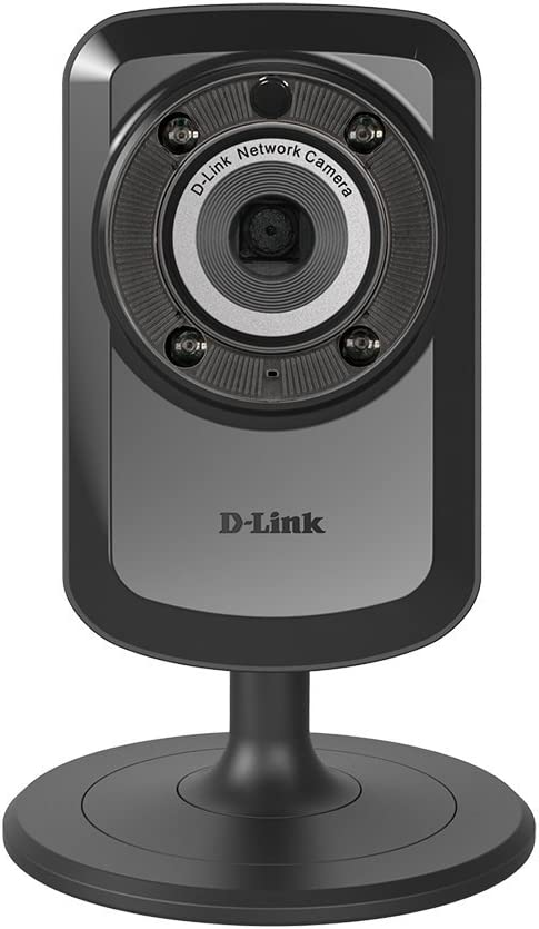 Amazon.com : D-Link DCS-934L Day & Night Wi-Fi Camera (Black ...