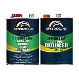 Speedokote 2.1 VOC Acrylic Lacquer Primer Medium Kit, SMR-277 & SMR-0075