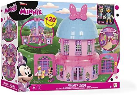 IMC Toys - La casa de Minnie (182592) , color/modelo surtido: Amazon.es: Juguetes y juegos