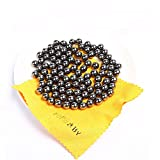 POPLAY 8 mm Steel Shot Slingshot Ammo Balls for Hunting and Target Shooting,100 PCS