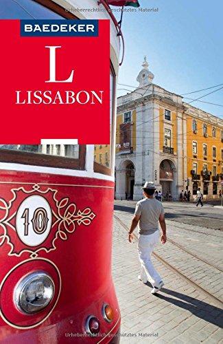 Baedeker Reiseführer Lissabon: mit praktischer Karte EASY ZIP