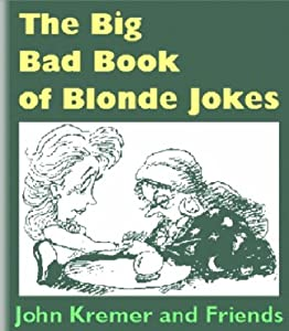 The Big Bad Book of Blonde Jokes (Quotable Books)