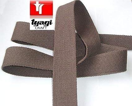 Tyagi Racing Cinta de Tela de algodón de 38 mm: Amazon.es: Coche y moto