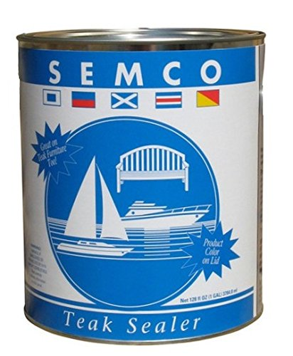 new-semco-teak-wood-honeytone-finish-sealant-protector-sealer-quart
