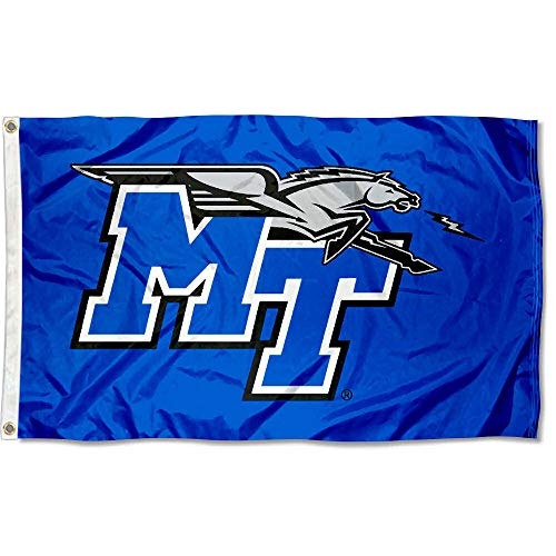 Middle Tennessee State Blue Raiders MTSU University Large College ()