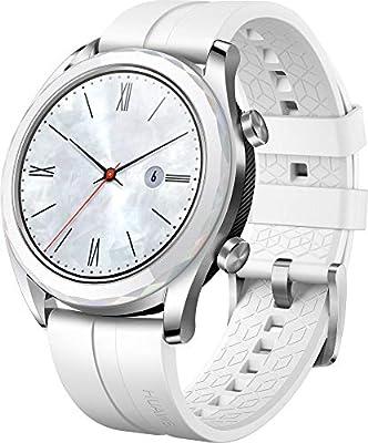 Huawei Watch GT Elegant, Smartwatch con Caja de Metal, Pantalla ...