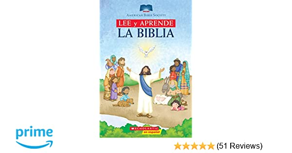 Lee y Aprende: La Biblia: (Spanish language edition of Read and ...