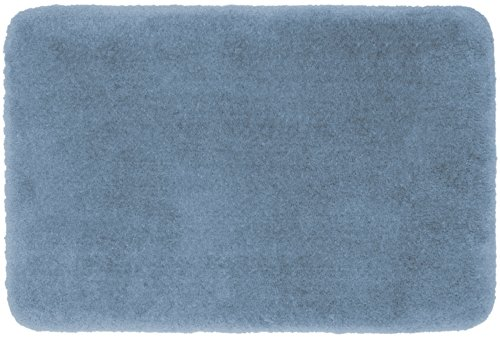 STAINMASTER TruSoft Luxurious Bath Rug, 24-By-40 Inch Blue Sky (Rug Blue Sky)