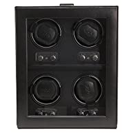 WOLF Heritage 4 Piece Watch Winder