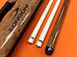 LONGONI CAROM CUE MADEIRA WITH S20 SHAFTS & PATENTED CASE