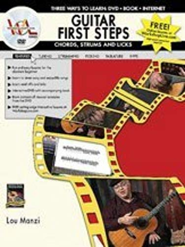 Alfred 07-1097 Guitar First Steps - Music Book