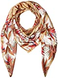 Vince Camuto Women's Tropic Heatwave Oversize Square Scarf, Camel, One Size