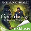 Die Festung der Titanen (Die Götterkriege 4) Audiobook by Richard Schwartz Narrated by Michael Hansonis