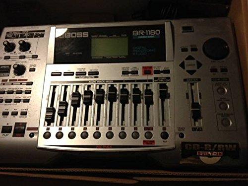 Boss BR-1180CD Digital Recording Studio (Recording Boss Studio)
