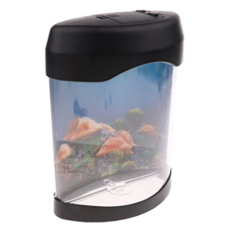 Jellyfish Aquarium Tank Luces LED Lámpara Relax Mesita Luz ...