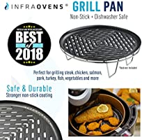 More Deep Fryers by Infraovens Power AirFryer Habor Chefman NuWave Brio Black+Decker Emerald GoWise Secura Ninja Air Fryer Farberware Cozyna Air Fryer Accessories Compatible with Philips