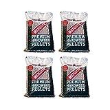 Camp Chef Bag of Premium Hardwood Mesquite Pellets for Smoker, 20 lb. 4 Pack