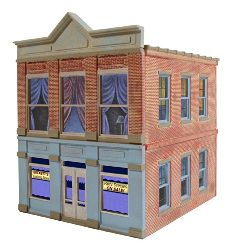 Top 10 Best O Scale Buildings For Train Town Best Of