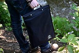 Aqua Quest Storm Laptop Case - 100% Waterproof - 15 inch - Black