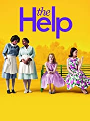 The Help af Jessica Chastain
