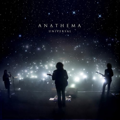 Anathema: Universal (Jewel) (Audio CD)