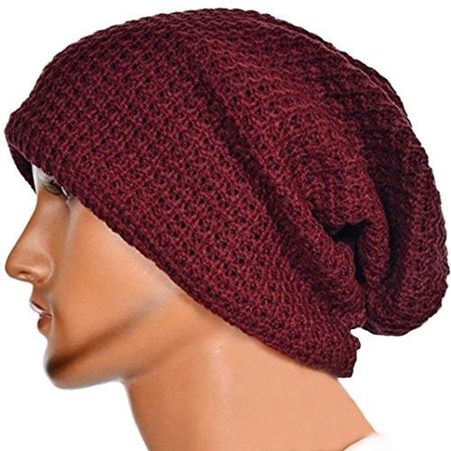 Knit Slouchy Beanie Amazon