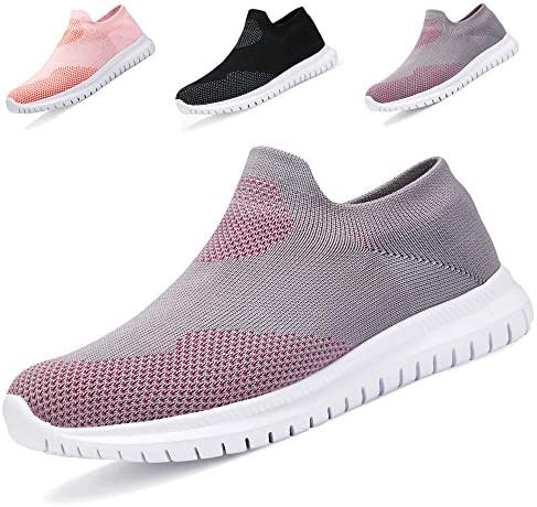 adituo Women s Lightweight Athletic Air Cushion Running Shoes Comfort Walking Casual Sneakers for Youth Big Girls