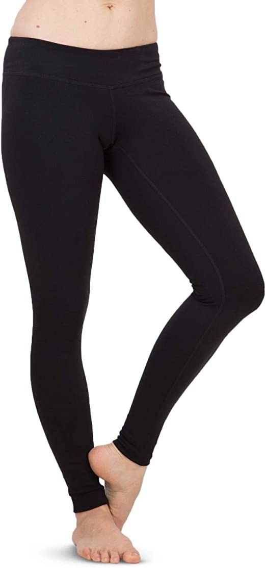 Covalent Activewear Womens Essential Legging Dance, Yoga, Exercise Comfortable Everyday Wear