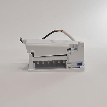 Samsung DA97-13718C Refrigerator Ice Maker Assembly Genuine Original  Equipment Manufacturer (OEM) Part