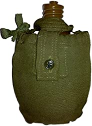 Soviet Russian USSR Army Flask Military Water Canteen by S.U.R.& R.Auto P