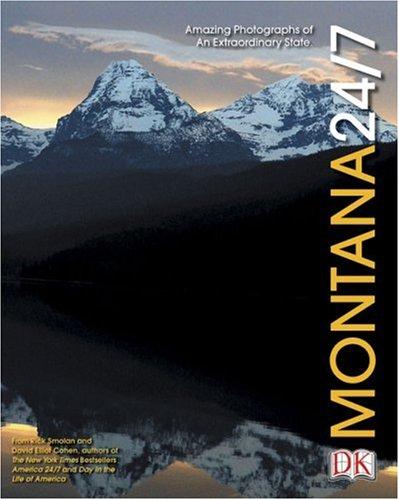 Montana 24/7 (America 24/7 State Book Series) PDF
