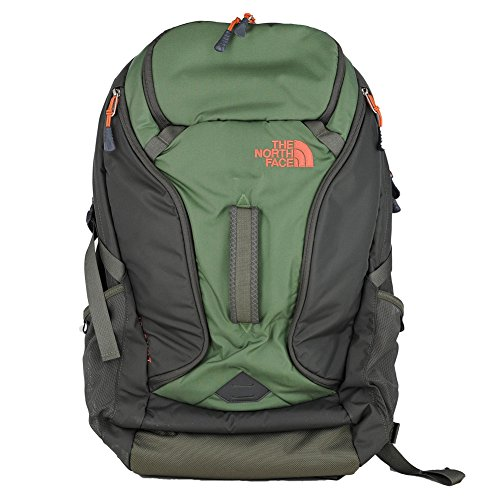 The North Face Big Shot Taupe Green/Four Leaf Clover Unisex 17 Laptop and Tablet Sleeve Size OS