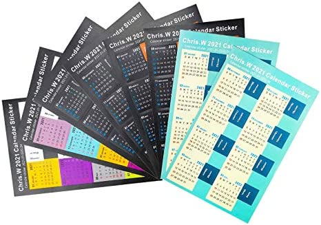 Wizard 3 Page Kit of Stickers for Paper Planners Bullet Journals and Calendars