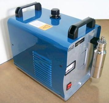 Mouse over image to zoom portátil hidrógeno de oxígeno soldador llama agua pulidor pulido máquina H160 75L: Amazon.es: Bricolaje y herramientas