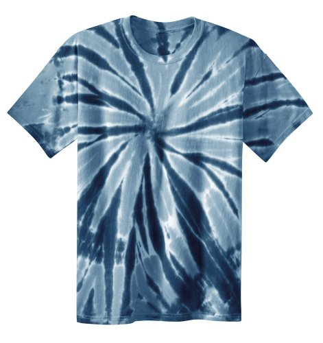 - Koloa Surf Co. Youth Colorful Tie-Dye T-Shirt in Youth Sizes XS-XL Navy