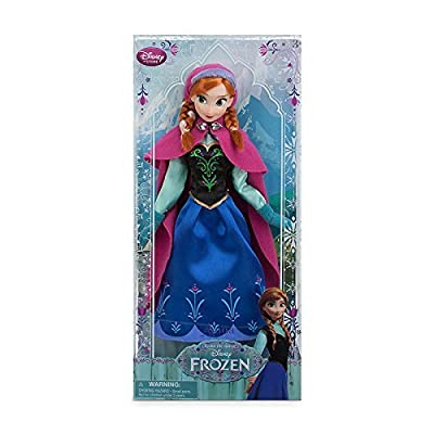 Disney Frozen Exclusive 12 Inch Classic Doll Anna - 2013 Edition: Toys & Games