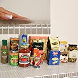 Pantry Shelf Liner, Wire Shelf Liner for Closet and Pantry (4 Pack) Clear,16x48