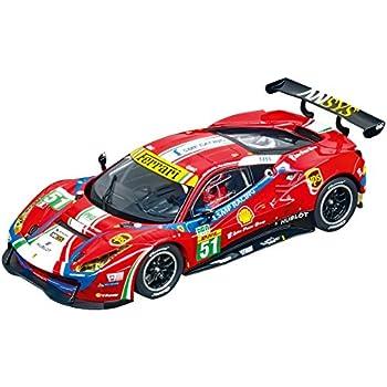Carrera USA 20030848 Digital 132 Ferrari 488 GT3 AF Corse No.51 Slot Car Racing