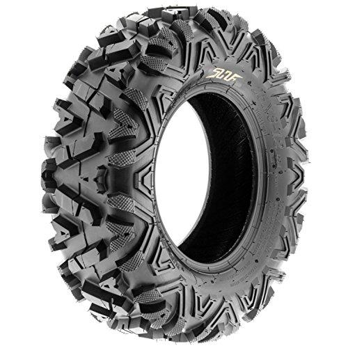 SunF A033 All-Terrain Off-Road ATV / UTV Tire 28x9-12 , 6 Ply Rating by SunF