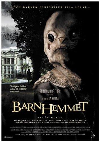 The Orphanage Cartel de la película Movie Poster la orfanato ...