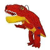 Tyrannosaurus Dinosaur Pinata (T-Rex Dino) - Mexican Piñata - Handmade in Mexico