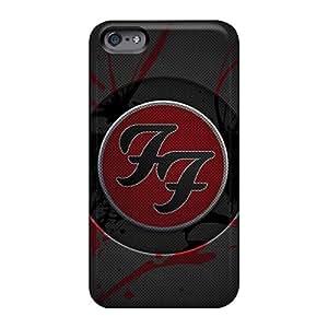 Apple Iphone 6 Plus XRz211sVAU Allow Personal Design Vivid Foo Fighters Skin Best Hard Cell-phone Case -TrevorBahri