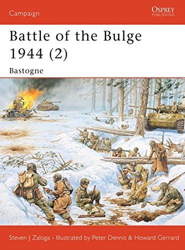Download Battle of the Bulge 1944 (2): Bastogne (Campaign) ebook