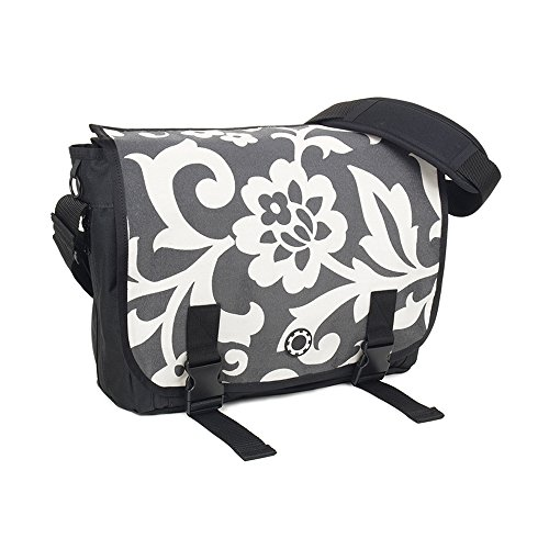 daisygear-messenger-diaper-bag-charcoal-whimsey